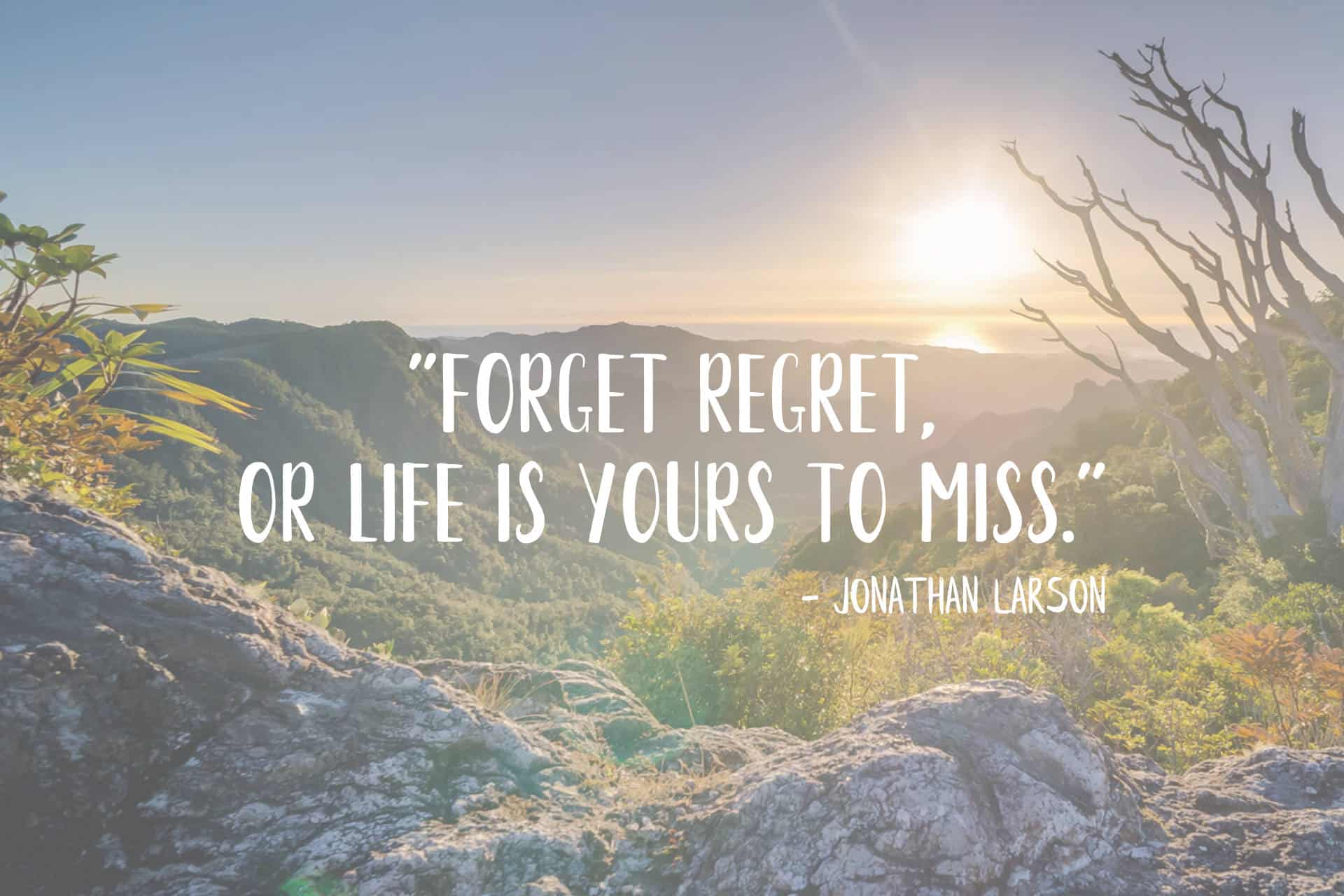 21 of the Best Quotes on Regret and Dealing with Regrets in Life via @humangrowthlab