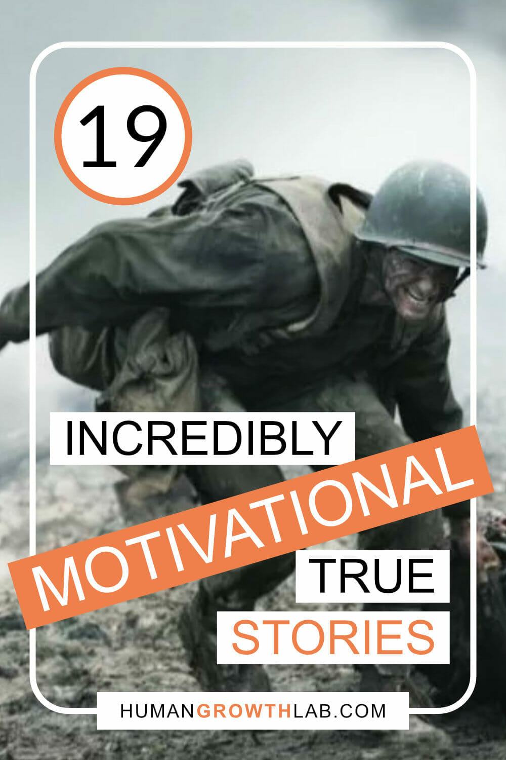 Enjoy these 19 incredible motivational stories and inspirational stories that will get to you so much, you will want to be successful no matter what. These are all true motivational stories and true inspirational stories of people throughout history and present times who have done great things. Use them to inspire you to greatness! #success #inspiration #motivation via @humangrowthlab