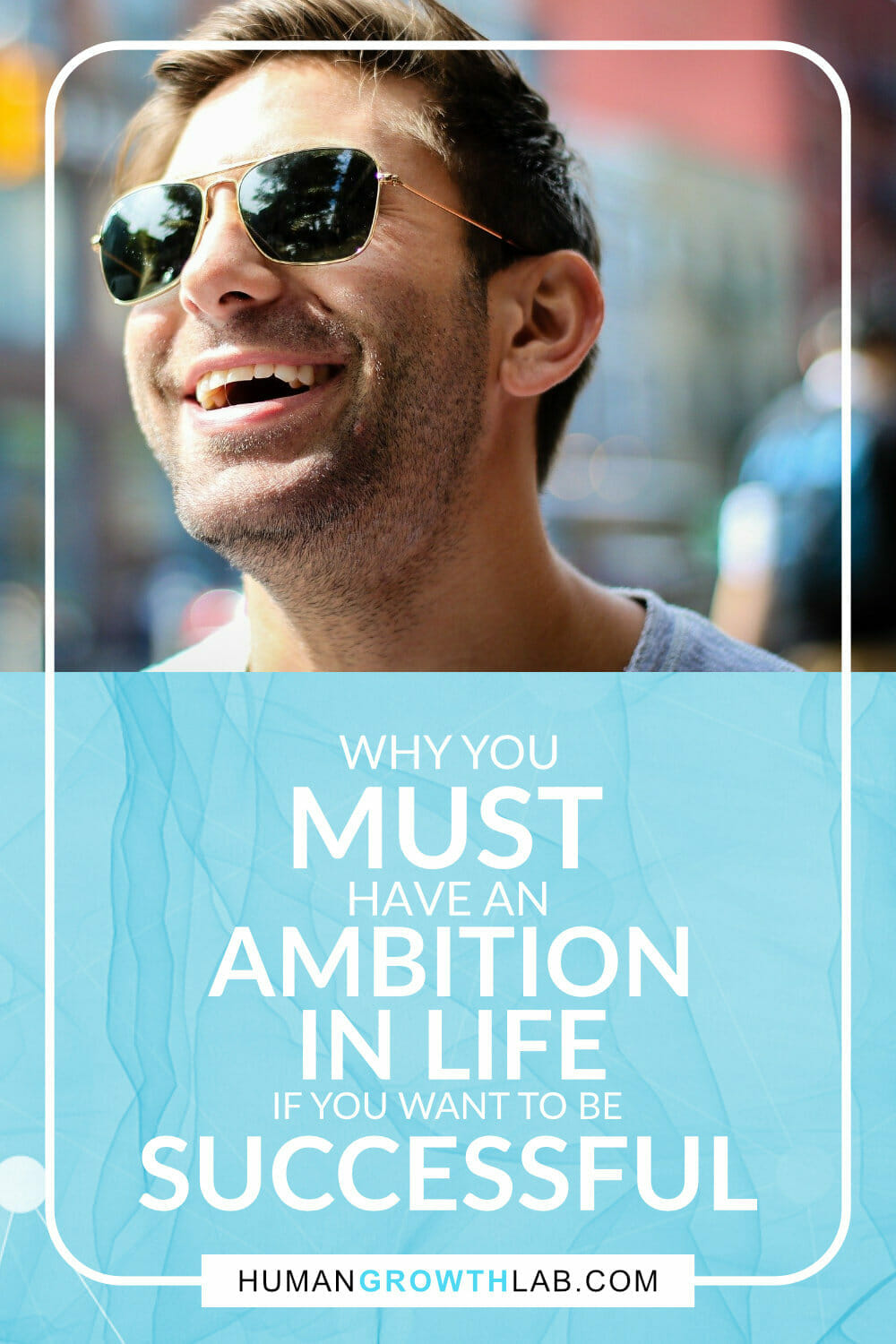 My Ambition in Life: An Essay via @humangrowthlab